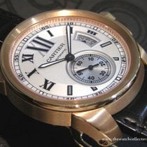 "Cartier : Calibre Pink Gold ""Ref.WGCA0003"" Full Set"