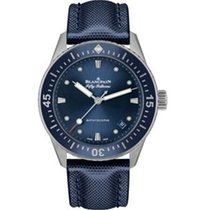 Blancpain Fifty Fathoms Bathyscaphe Automatic 43mm - 5000-0240...