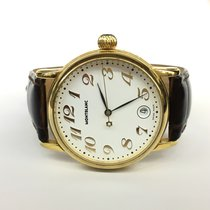 Montblanc Star Meisterstuck 36 mm Gold Plated