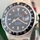 Rolex GMT Master II Z - Serie Neu  LC 100 Deutsch Rectangular ZB
