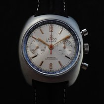 Lanco Mechanical Swiss Chronograph 70's NOS