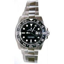 Rolex GMT Master II 116710 Ceramic Bezel Stainless Steel New...