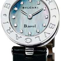 Bulgari B.zero1 Quartz 22mm T Mother of Pearl Dial 100908...
