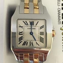 Cartier Santos Demoiselle Steel&Gold