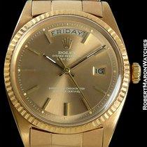 Rolex 6611 B Day Date President 18k Rose