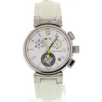 Louis Vuitton Ladies Louis Vuitton Stainless Steel Chronograph...