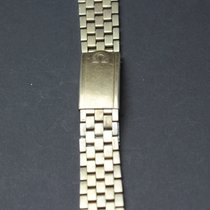 Omega Watchstrap Stainless Steel  Length: 16,5 cm Width: 19 mm