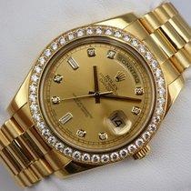 Rolex Day-Date II - 41 mm - 218348 - Box & Papiere - 2012...