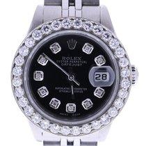 ロレックス (Rolex) Datejust 69240 26 Mm Custom Diamonds Dial &...
