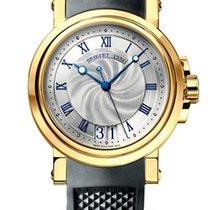 Breguet Brequet Marine 5817 18K Yellow Gold Men's Watch