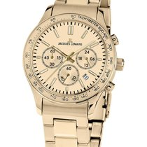 Jacques Lemans 1-1586ZN Rome Chronograph Damen 44mm 10ATM
