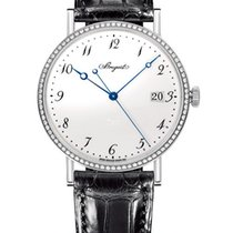 Breguet Brequet Classique 5287 18K White Gold Ladies Watch