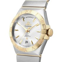 Omega CONSTELLATION CO-AXIAL Automatic 38MM 123.25.38.22.02.002