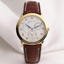 Audemars Piguet Jules Dual Time BA25685 18K Yellow Gold