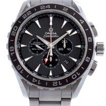 Omega 231.10.44.52.06.001 Seamaster Aqua Terra GMT Men's...