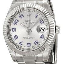 Rolex Unworn 116334-GRYAFO Datejust II - Oyster Bracelet -...