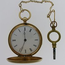 Patek Philippe full hunter pocket watch Swiss 1863