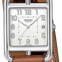 Hermès Cape Cod Quartz Large TGM 044345ww00
