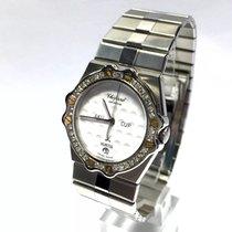 Chopard St. Moritz Aku Cup Hurtig 2 Tone Men's Watch W/...