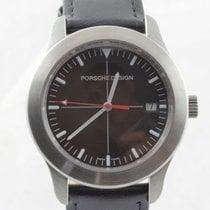 Porsche Design Herren Uhr P6601.41 Neu Top Zustand 37mm...