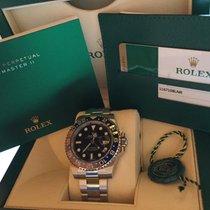 Rolex GMT-Master II Ref.116710BLNR  Blu/Nero