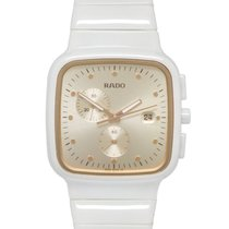 Rado R5.5 Jubile Champagne Dial Quartz Ladies Watch – R28392252