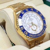 Rolex Yacht Master II 116688 18k Yellow Gold Oyster 44mm...