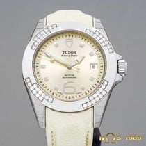 Tudor Rolex Prince Date Ref.79440P  Diamonds Box&Pap.