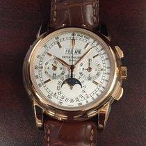 Patek Philippe 5970R  Perpetual Calendar Chronograph