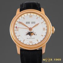 Blancpain Leman Moonphase  Calendar 18K Rose Gold  Limit.Edit...