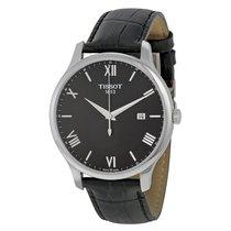 Tissot Mens' T0636101605800 T-Classic Traditon Watch