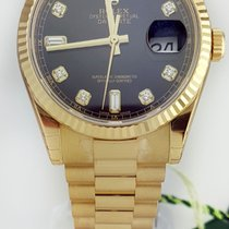 Rolex 118238 Day-Date 18K Yellow Gold President