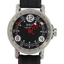 B.R.M Racing Watch Auto 44m Auto Rotor Quartz Timing Hybrid...