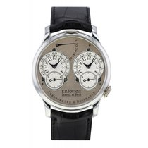 F.P.Journe Chronomètre à Resonance Platinium