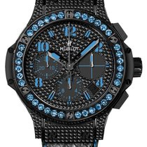 Hublot Big Bang Black Fluo