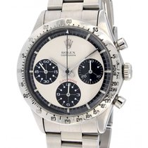 Rolex Paul Newman Daytona Chronograph 6262 Steel, 37mm
