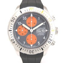Raidillon Chronograph single exemplary with original box