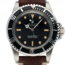 롤렉스 (Rolex) Submariner No Date Glossy Dial 660ft/200m Stahl...