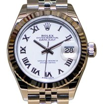 Rolex Lady-Datejust White Dial Automatic Ladies Jubilee Watch