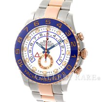 "Rolex Yacht-Master II Pink Gold Stainless Steel 44MM ""Rand..."