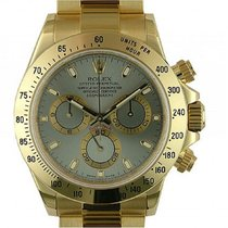 Rolex Daytona Cosmograph Gelbgold Automatik Armband Oyster...