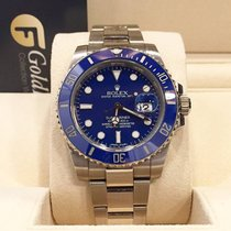 Rolex Submariner Date White Gold PUFFO