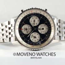 Breitling Navitimer Twin Sixty (BLUE DIAL)