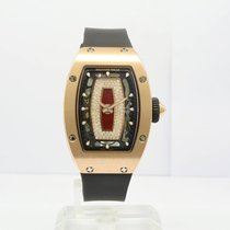 理查德•米勒 (Richard Mille) 541.04.64-1 New RM07-01 Rose Gold...