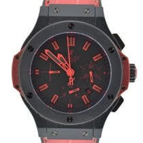 Hublot Big Bang King Red Black Ceramic Automatic