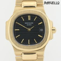 Patek Philippe Black Dial Nautilus Ladies