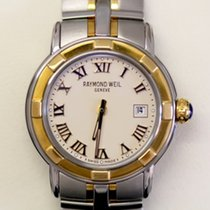Raymond Weil Parsifal Lady Two Tone S/S & Gold18 Kt 9440...