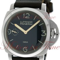 Panerai Luminor 1950, Black Dial, Limited Edition to 1950...