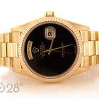 Rolex Day-Date 18038 Gelbgold Blue Dial deutsche Anzeige ca. 1979