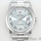 Rolex Day Date 118206 Platin 950 Automatik 36mm Daydate